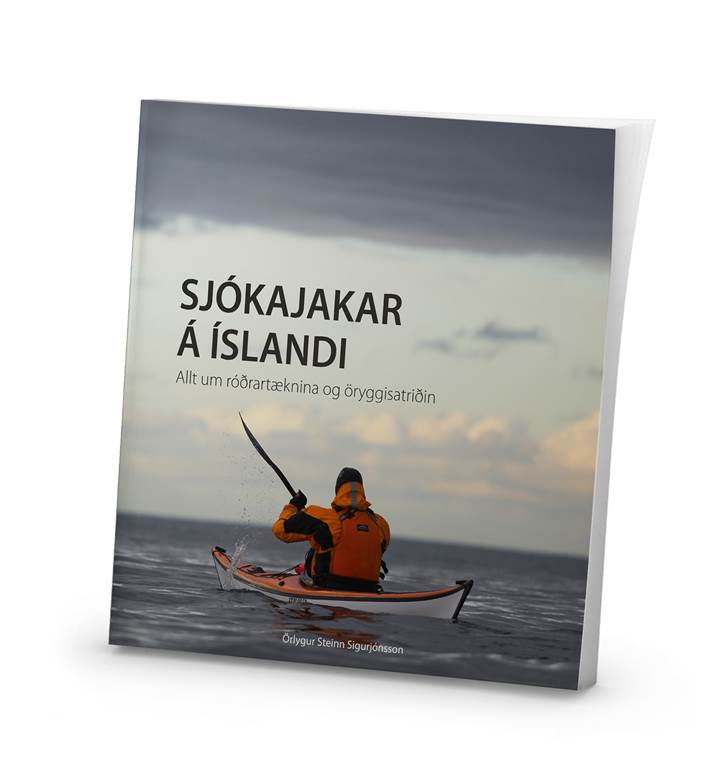 Sjókayakar á Íslandi